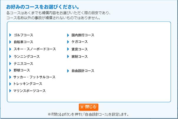 三井住友ポケット保険 個人賠償責任保険